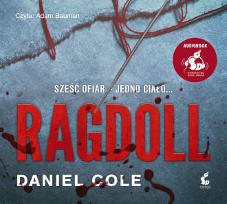 Ragdoll - pudełko audiobooku