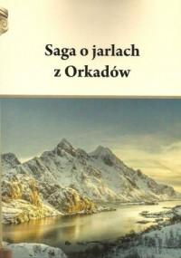 Saga o jarlach z Orkadów - okładka książki