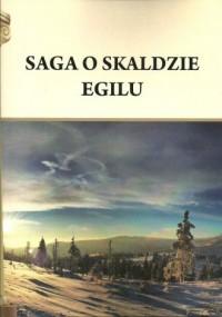 Saga o Skaldzie Egilu - okładka książki