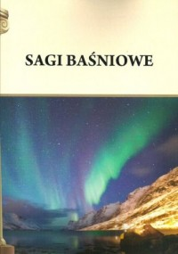 Sagi baśniowe - okładka książki