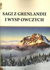 Sagi z Grenlandii i Wysp Owczych - okładka książki