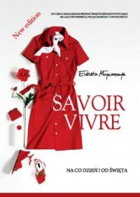 Savoir vivre na co dzień i od święta - okładka książki