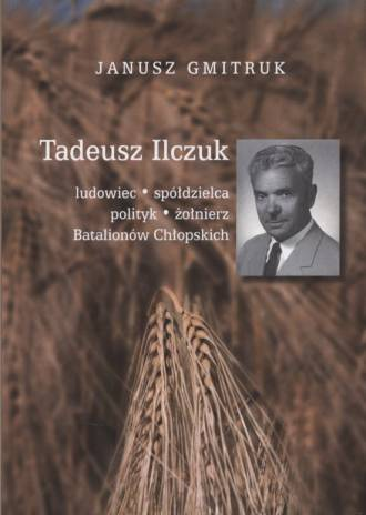 Tadeusz Ilczuk - okładka książki