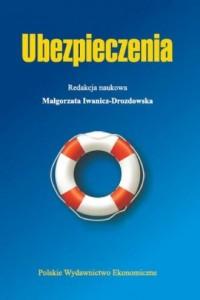 Ubezpieczenia - Małgorzata Iwanicz-Drozdowska - okładka książki