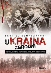 Ukraina zbrodni - okładka książki