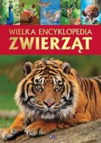 Wielka encyklopedia zwierząt - - okładka książki