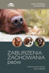 Zaburzenia zachowania psów - okładka książki