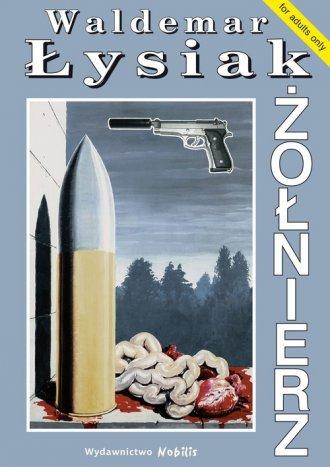 Żołnierz - okładka książki