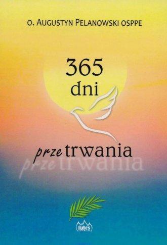 365 dni przetrwania - okładka książki