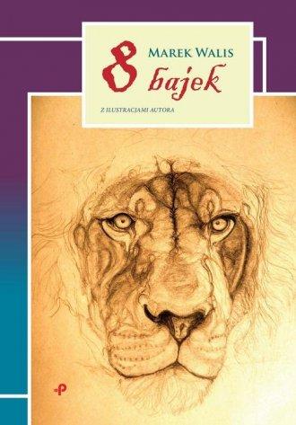 8 bajek - okładka książki