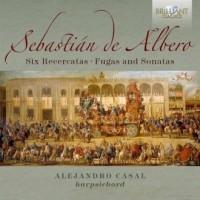 Albero Six Recercatas/Fugas & Sonatas - okładka płyty