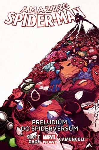 Amazing Spider-Man. Tom 2. Preludium - okładka książki