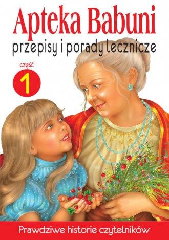 Apteka Babuni cz. 1 - okładka książki