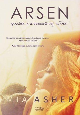 Arsen. Opowieść o nieszczęśliwej - okładka książki