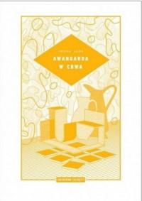 Awangarda w CBWA - okładka książki