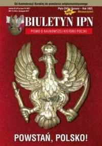 Biuletyn IPN nr 144 (11) / 2017 - okładka książki