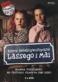 Biuro Detektywistyczne Lassego i Mai. Sekret rodziny von Broms; Cienie nad Valleby; Stella Nostra - okładka filmu