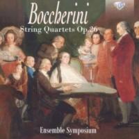Boccherini: 6 String Quartets Op.26 - okładka płyty