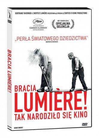 Bracia Lumiere/ Kino Świat - okładka filmu
