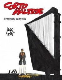 Corto Maltese. Tom 4. Przygody - okładka książki