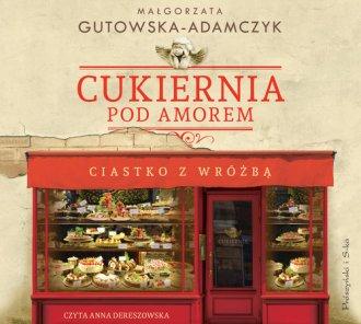 Cukiernia pod Amorem. Ciastko z - pudełko audiobooku