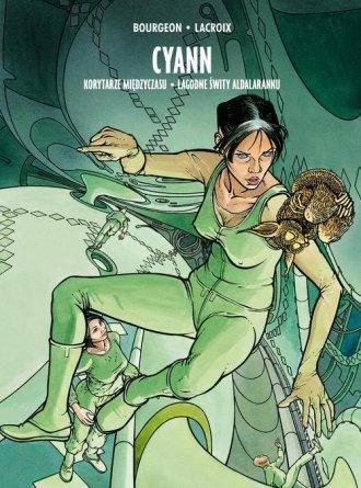 Cyann. Tom 3 - okładka książki
