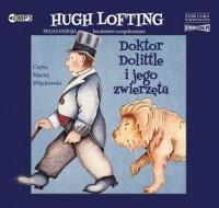 Doktor Dolittle i jego zwierzęta - pudełko audiobooku
