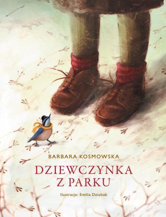 Dziewczynka z parku - okładka książki