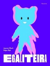 Egaliterra - okładka książki