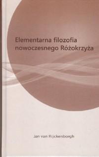 Elementarna filozofia nowoczesnego - okładka książki