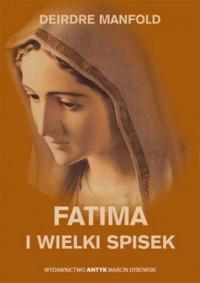 Fatima i wielki spisek - okładka książki