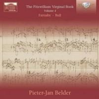 Fitzwilliam Virginal Book Vol.4 - okładka płyty