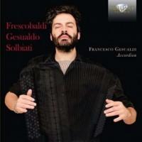 Frescobaldi/Gesualdo: Music For Accordion - okładka płyty