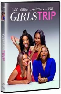 Girls Trip DVD - okładka filmu