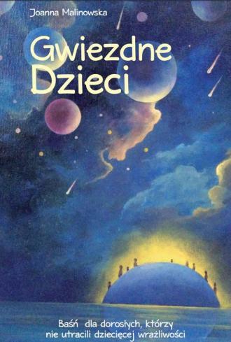 Gwiezdne Dzieci - okładka książki