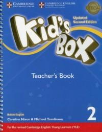 Kids Box 2 Teacher`s Book - okładka podręcznika