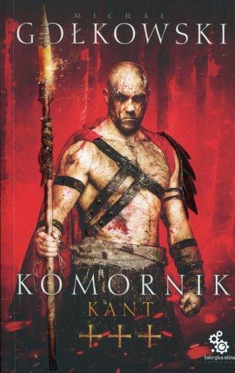 Komornik. Tom 3. Kant - okładka książki