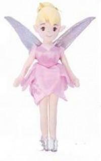 Lalka szmaciana Daisy 50cm różowa - zdjęcie zabawki, gry
