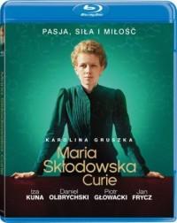 Maria Skłodowska-Curie - okładka filmu