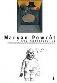 Maryan. Powrót - okładka książki