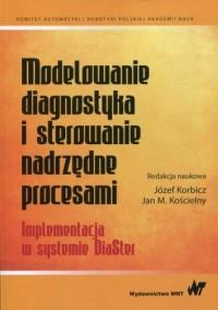 Modelowanie, diagnostyka i sterowanie - okładka książki