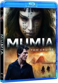 Mumia Blu Ray - okładka filmu