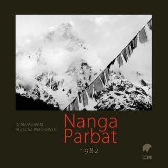 Nanga Parbat 1982 - okładka książki