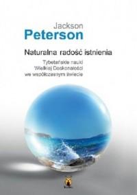 Naturalna radość istnienia - okładka książki