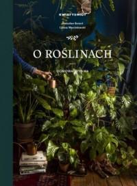 O roślinach - okładka książki