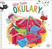 Okulary - Julian Tuwim - okładka książki