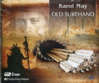 Old Surehand - Karol May - pudełko audiobooku