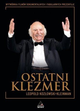 Ostatni Klezmer (+CD +DVD) - okładka filmu