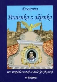 Panienka z okienka we współczesnej szacie językowej - okładka książki