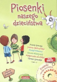 Piosenki naszego dzieciństwa (+ - okładka książki